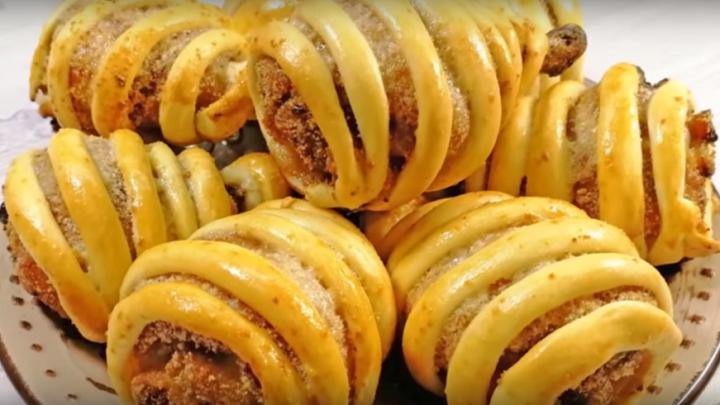 Суперское горячее блюдо к празднику-новогодний рецепт