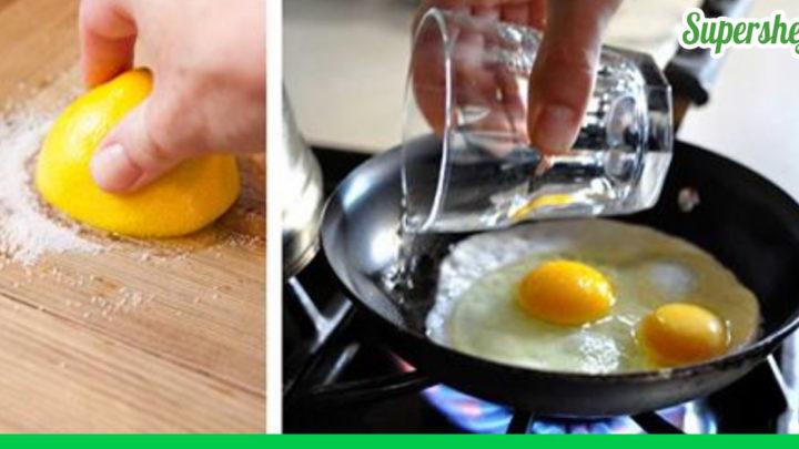13 лайфхаков, которые сделают процесс приготовления пищи более простым и удобным
