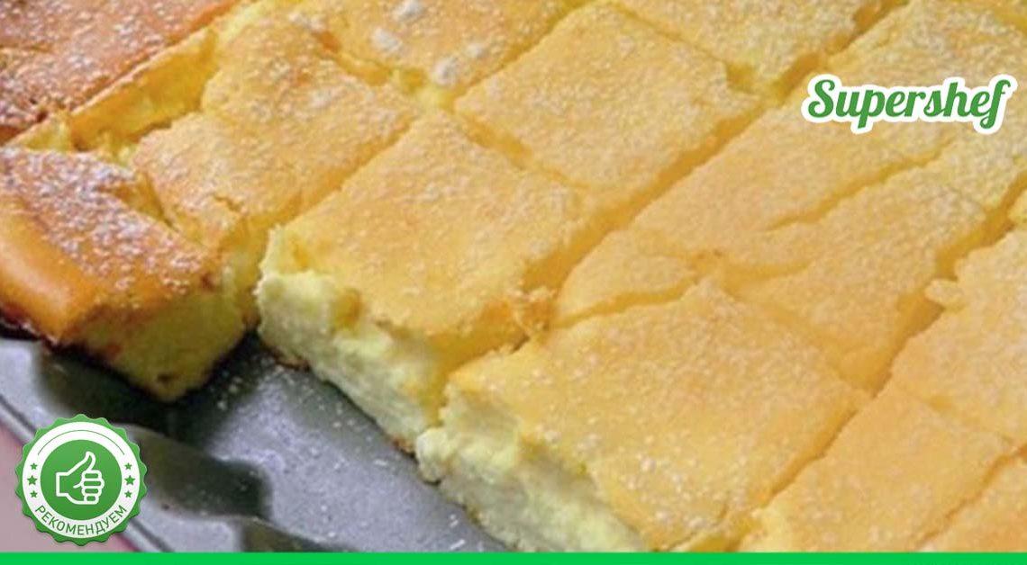 Торт, который обязательно станет вашим любимчиком!