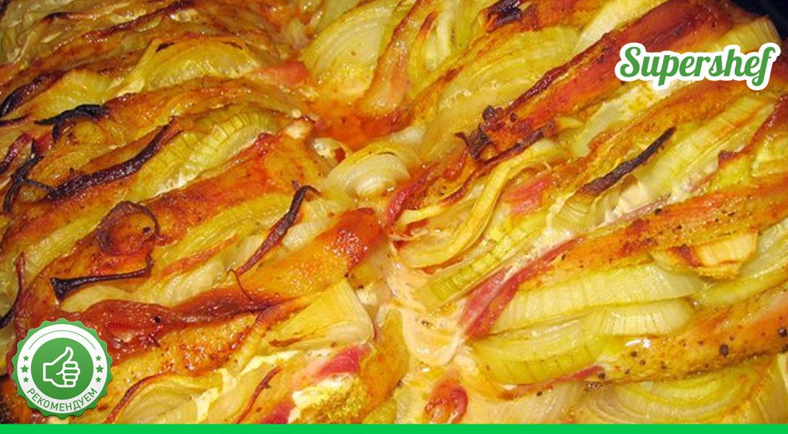 Аппетитная немецкаяя свинина / Nürnberger Schweinefleisch