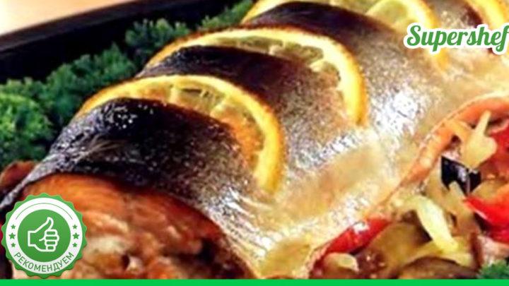 ТОП-3 рецептов самой полезной запеченной рыбы