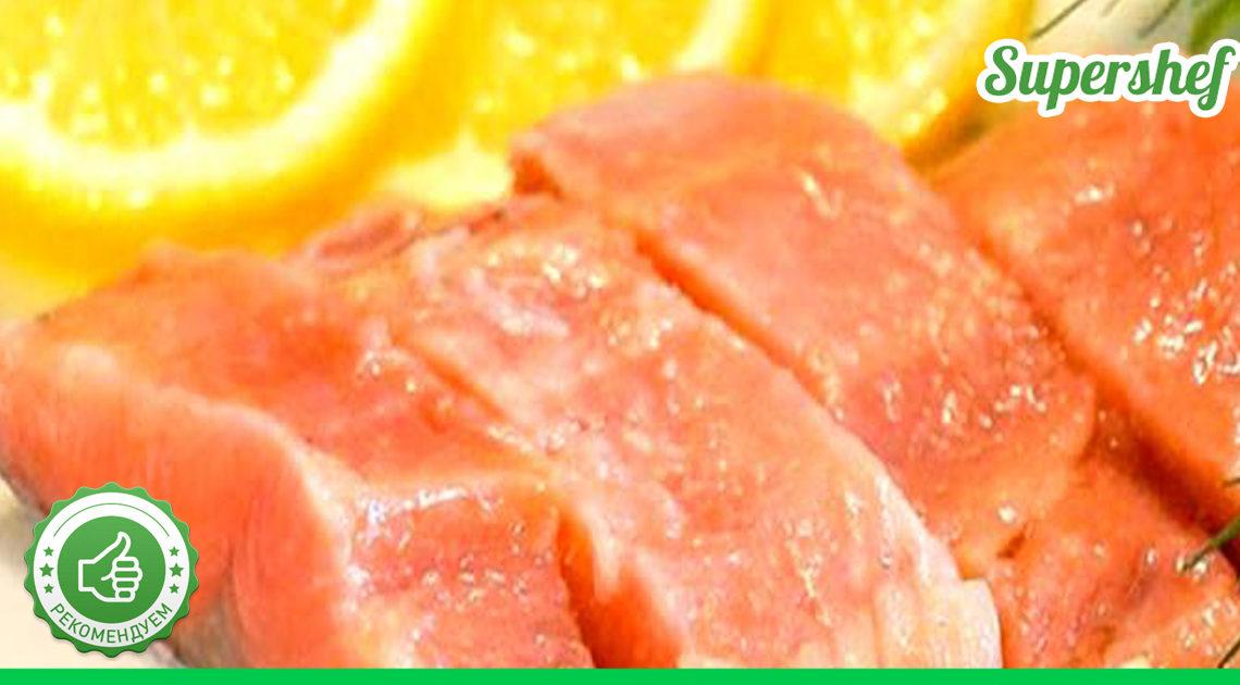Пять способов приготовления вкусной малосольной рыбы.