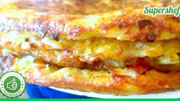 Пальчики оближешь: простой и вкусный картофельный гарнир.