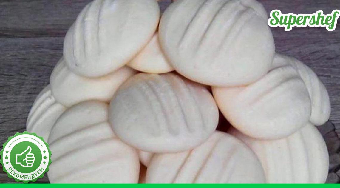 Печенье из сгущенки: простой и очень вкусный рецепт