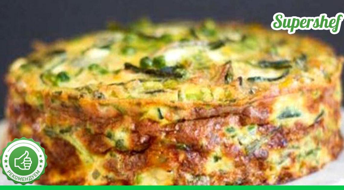 Вкусная картофельная фритатта в качестве обеда или ужина для вас и вашей семьи