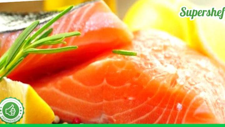 Солим вкусную красную рыбу самостоятельно