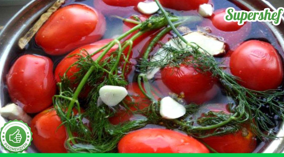 Как быстро и вкусно замалосолить помидоры: надежный рецепт