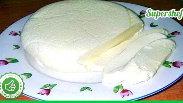 Мы расскажем вам, как готовить домашнюю брынзу из 2 литров молока