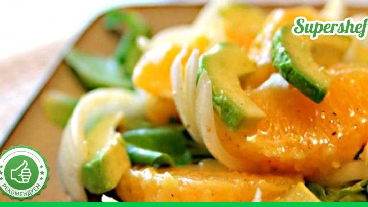 Забудьте об однообразных тяжелых салатах: шесть рецептов вкуснейших блюд