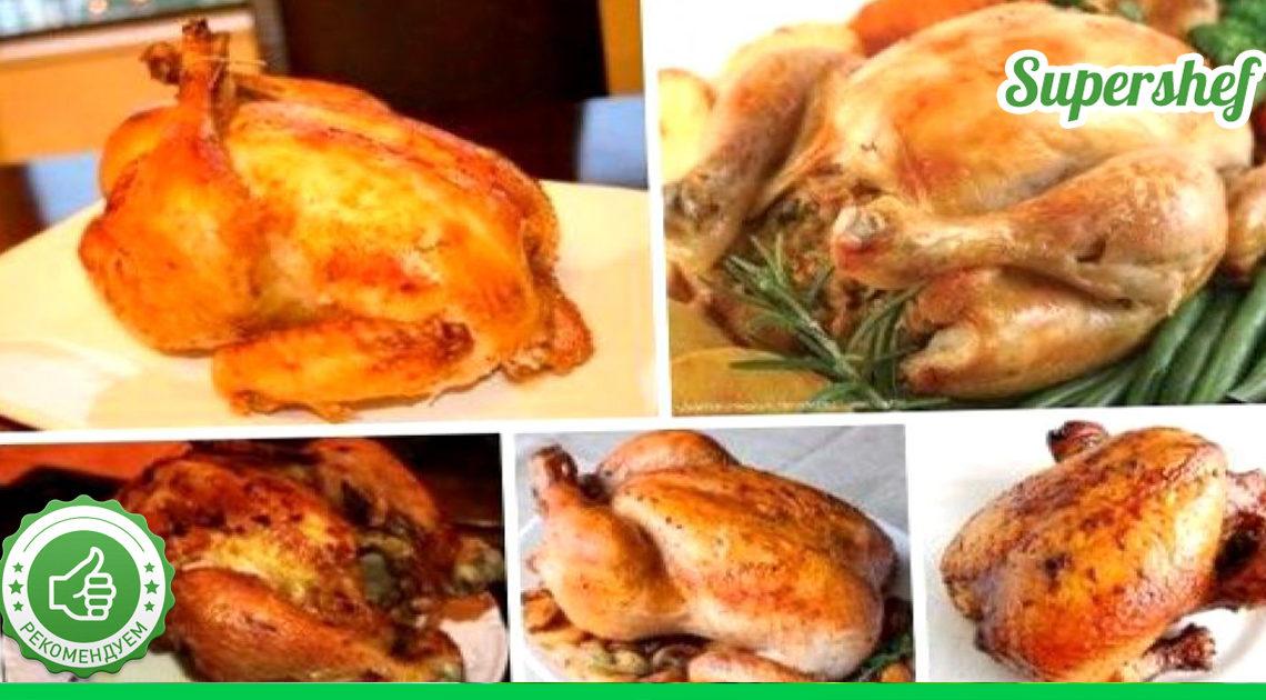Вкуснейшие маринады для курицы