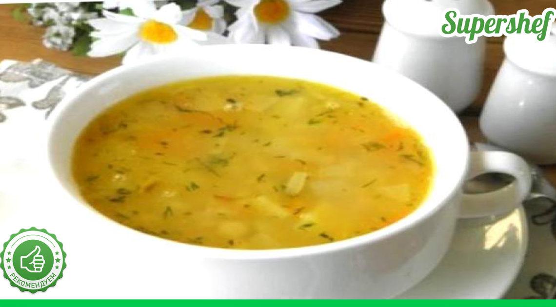 Как полностью разварить горох в супе