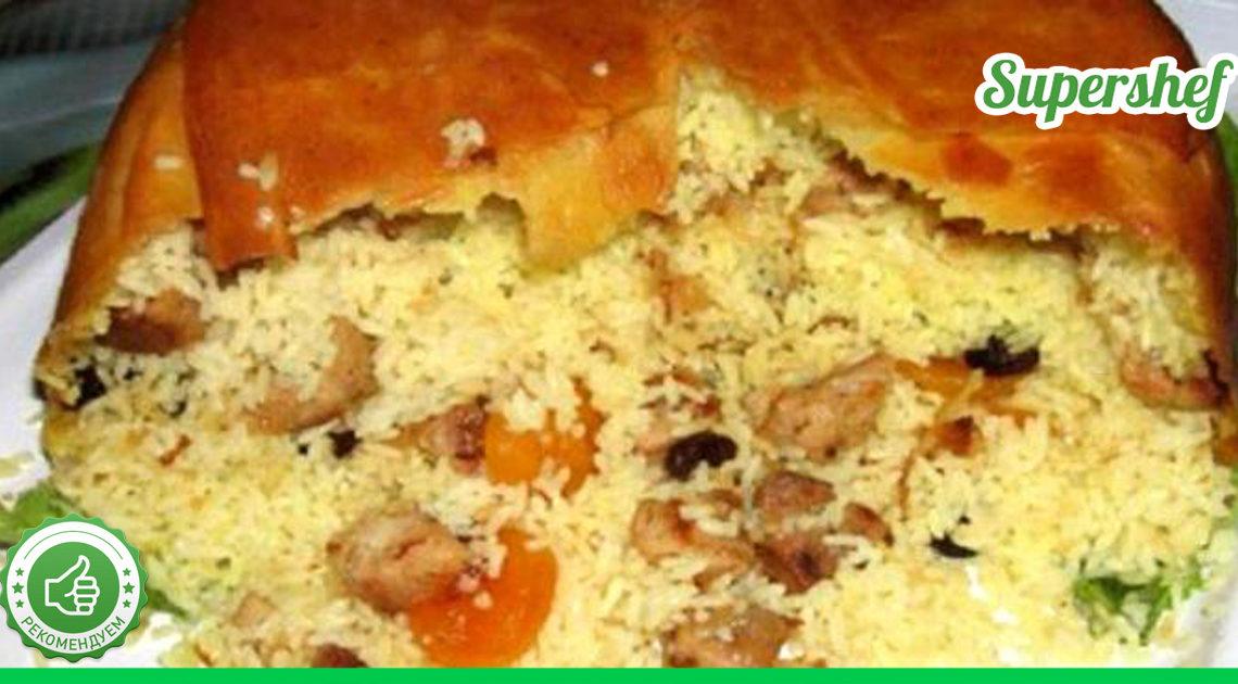 Плов по-азербайджански: вкуснейший бабушкин рецепт