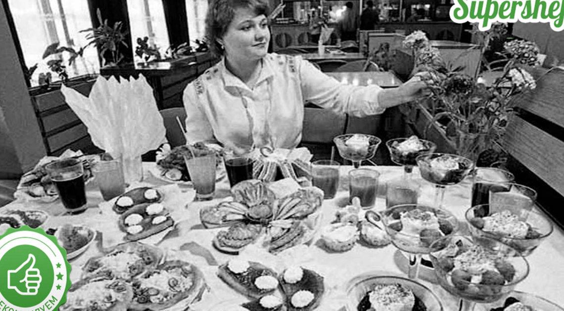 Три популярных салата времен СССР: дешево и вкусно