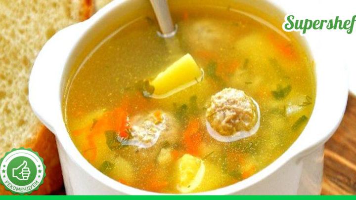 Топ 5 рецептов супов для правильного питания.