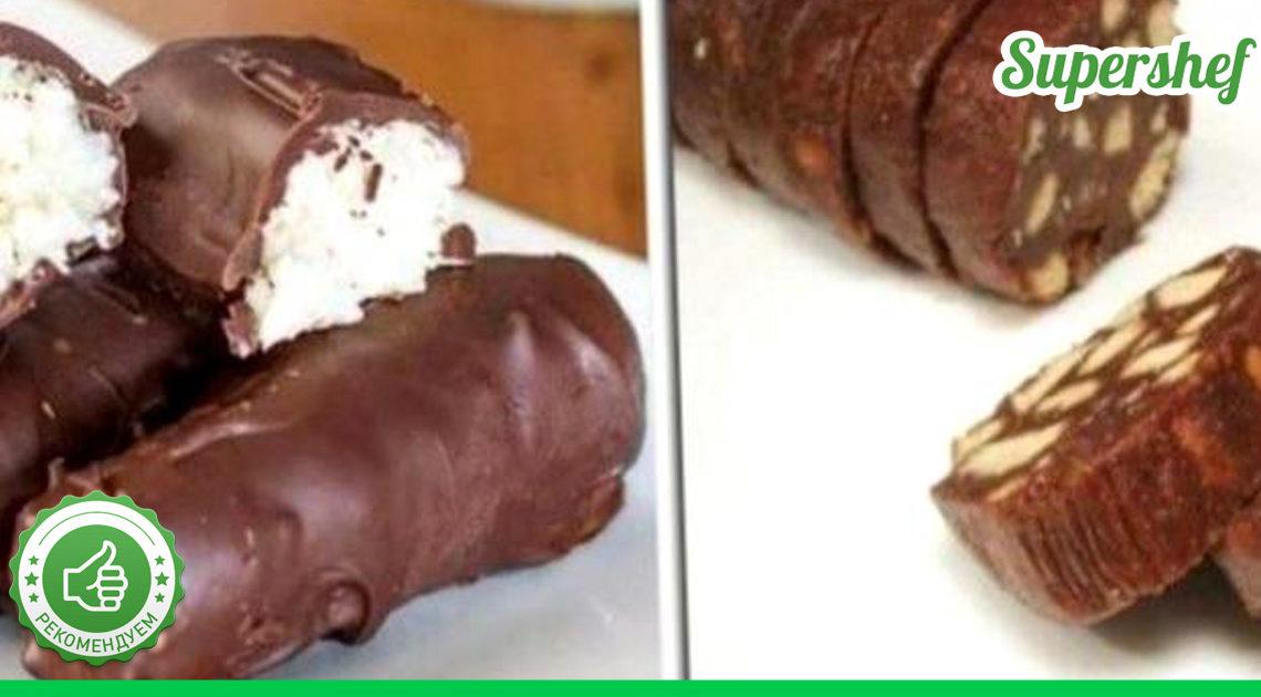 Сладкоежки оценят: 12 рецептов сладостей, не требующих выпечки!