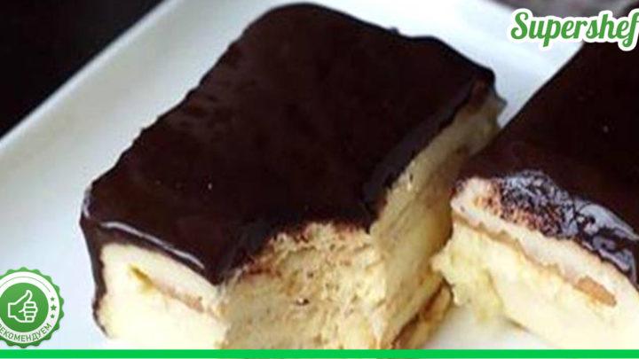 Вкуснейший торт за пять минут