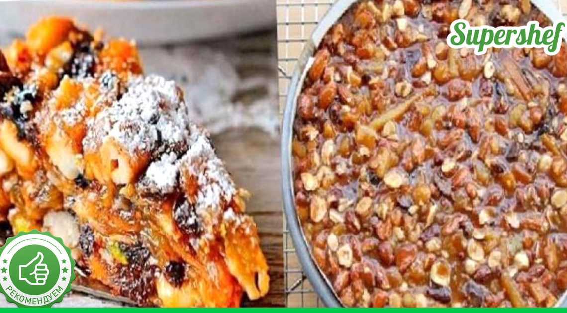 Панфорте – вкуснейший итальянский десерт