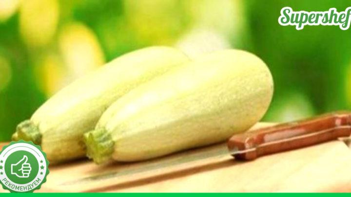 Простой и вкусный рецепт приготовления кабачков.
