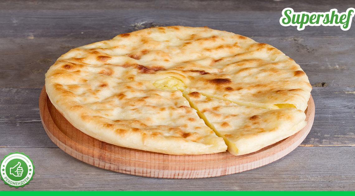 Турецкие лепешки на сковородке