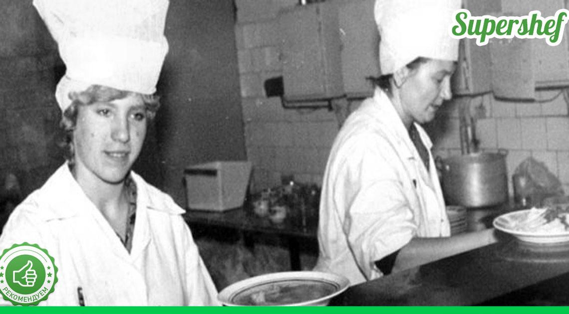Пять рецептов вкусняшек из Советского детства