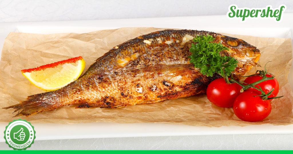 Всем, кто любит рыбку — целых пять рецептов для запекания!