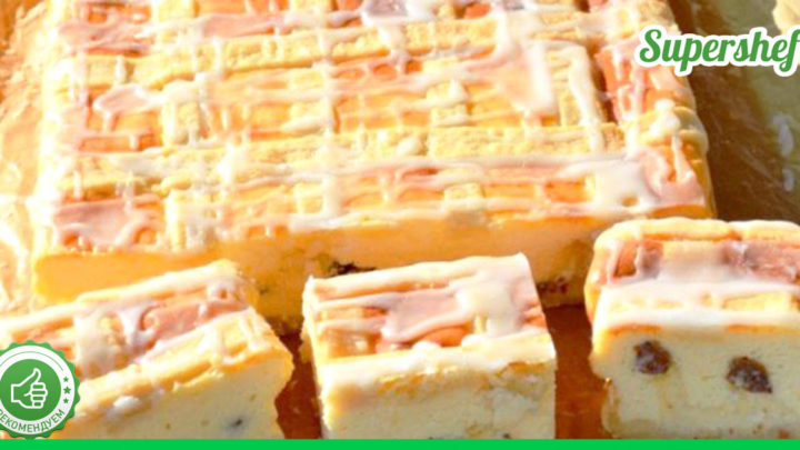Нежнейший краковский сырник — для настоящих любителей творожной выпечки!