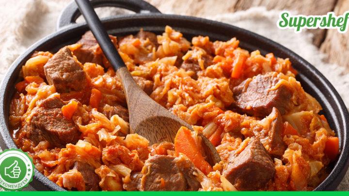 Как правильно приготовить Польский бигус из свежей капусты — учитываем все нюансы