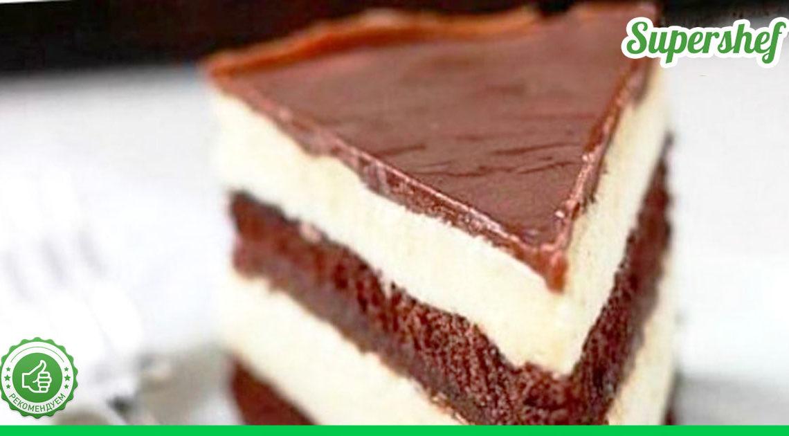 Потрясающий торт Милка – он станет вашим любимым