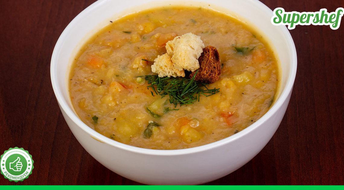 Рецепт идеального горохового супа