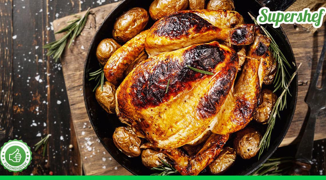 Чем профессиональные шеф-повара натирают курицу