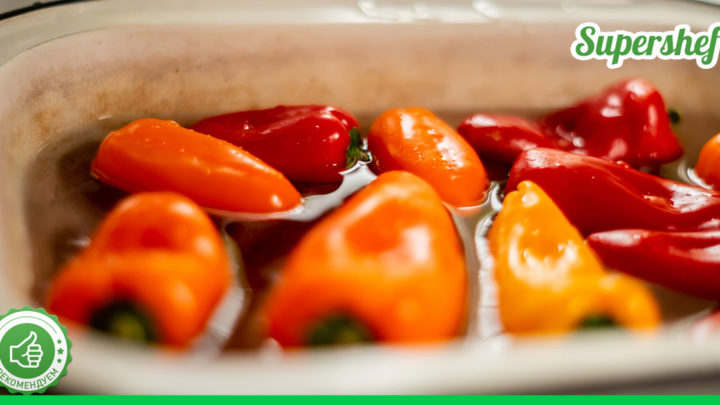 Маринуем красный сладкий перец на зиму — очень вкусно и полезно!