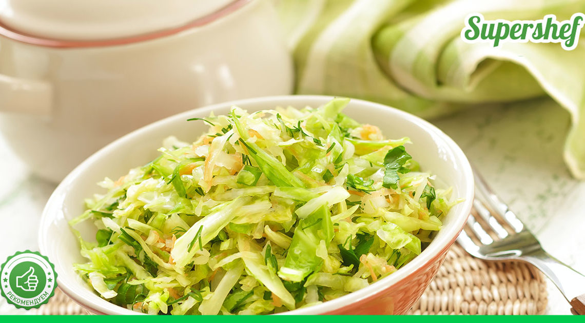Банальная капуста, а сколько пользы! Самые оригинальные капустные салаты и их рецепты!