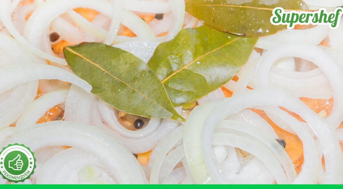 Как лук маринуется в банке — удивительный способ, который я почерпнула у повара на Мальдивских островах