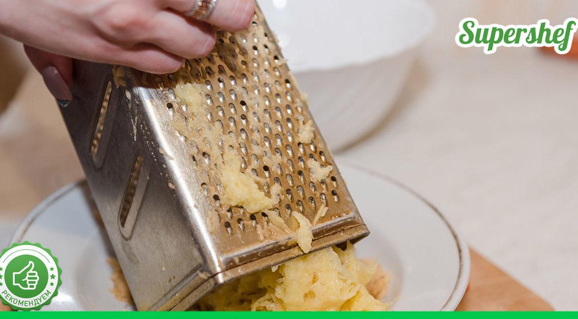 Когда под рукой есть пару яиц и несколько картошин — вкусный завтрак за пару минут готов!