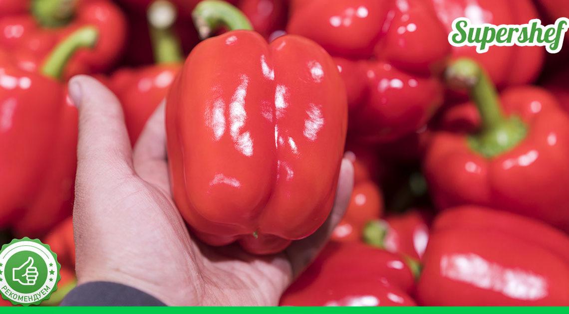 Как хранить болгарский перец? Не варю и не замораживаю, а ем свежий круглый год