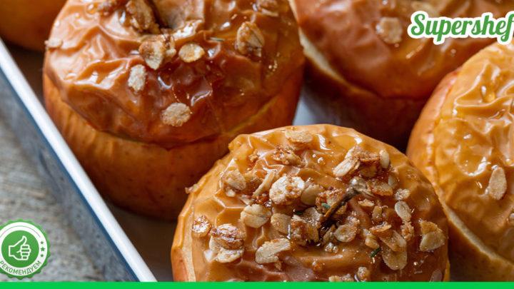 3 замечательных рецепта запеченных яблочек