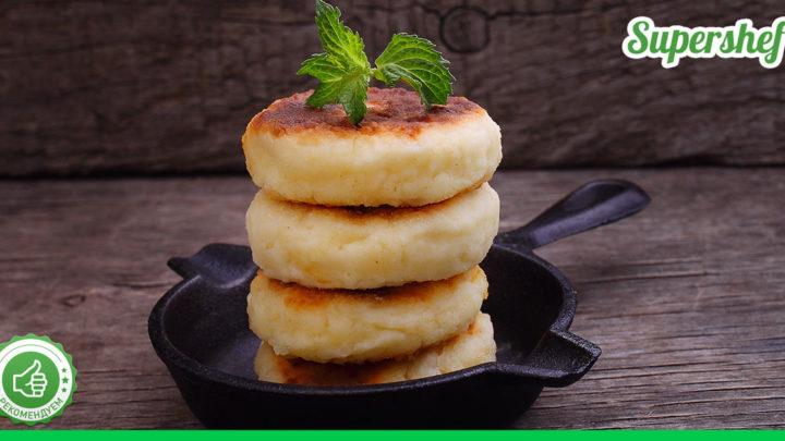 Как приготовить пышные сырники без соды и муки — ни за что не потеряют свою форму