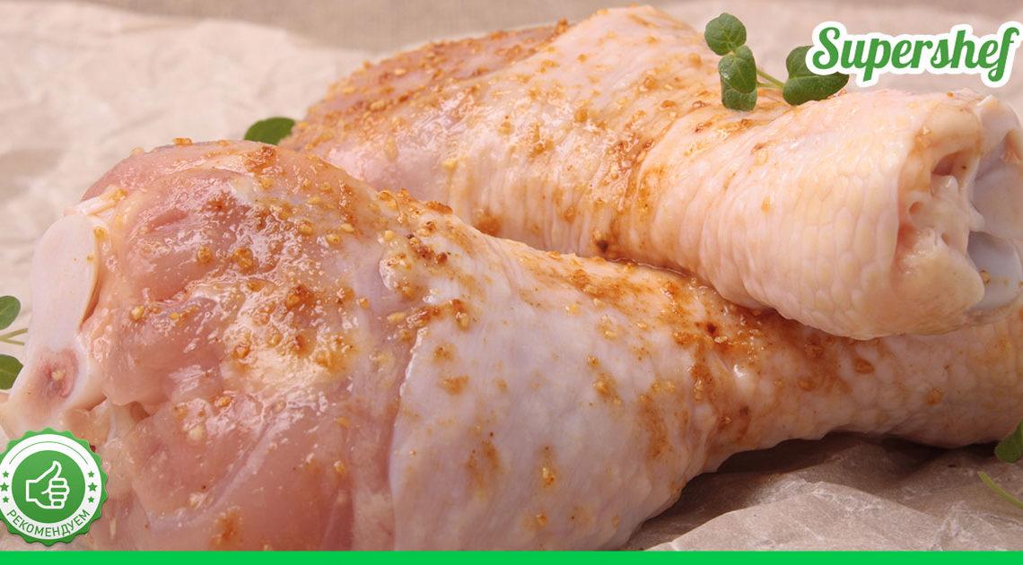 Медово-горчичный маринад для курицы — необыкновенно и изысканно!