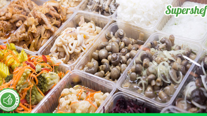 6 самых вкусных и популярных корейских салатов