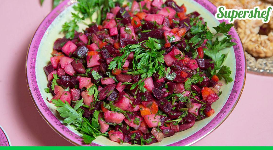 Разные способы приготовления Винегрета — весьма неоднозначный салат