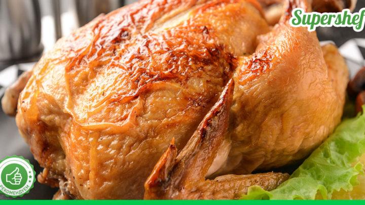 Праздничный рецепт приготовления вкусной, ароматной и сочной курицы в духовке