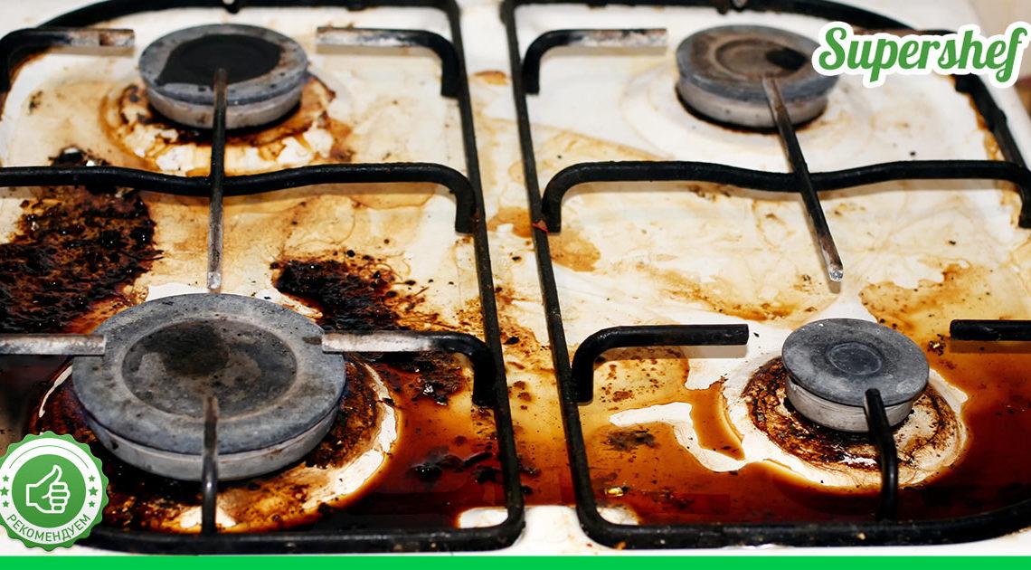 Воспользуйтесь советами одного известного повара и очистите свою плиту до блеска — забудьте о дорогих моющих средствах навсегда!