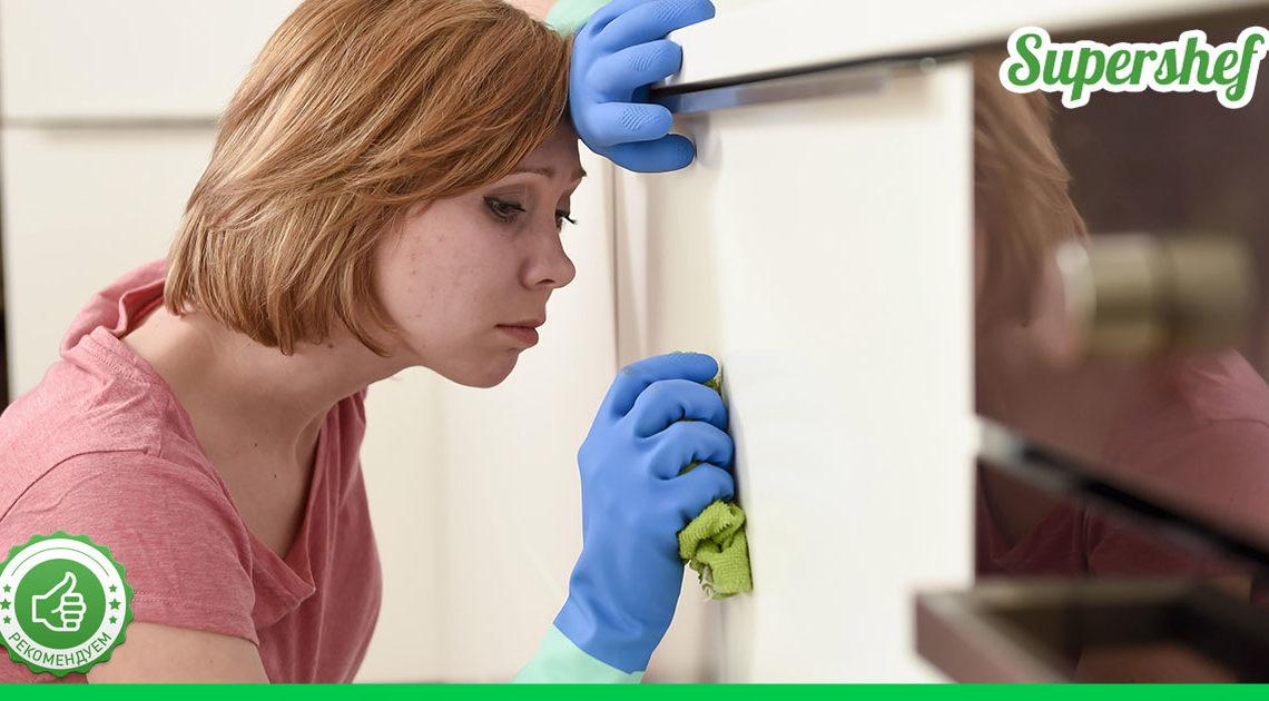 Как избавиться от жирных пятен и потеков на кухонных поверхностях быстро и легко