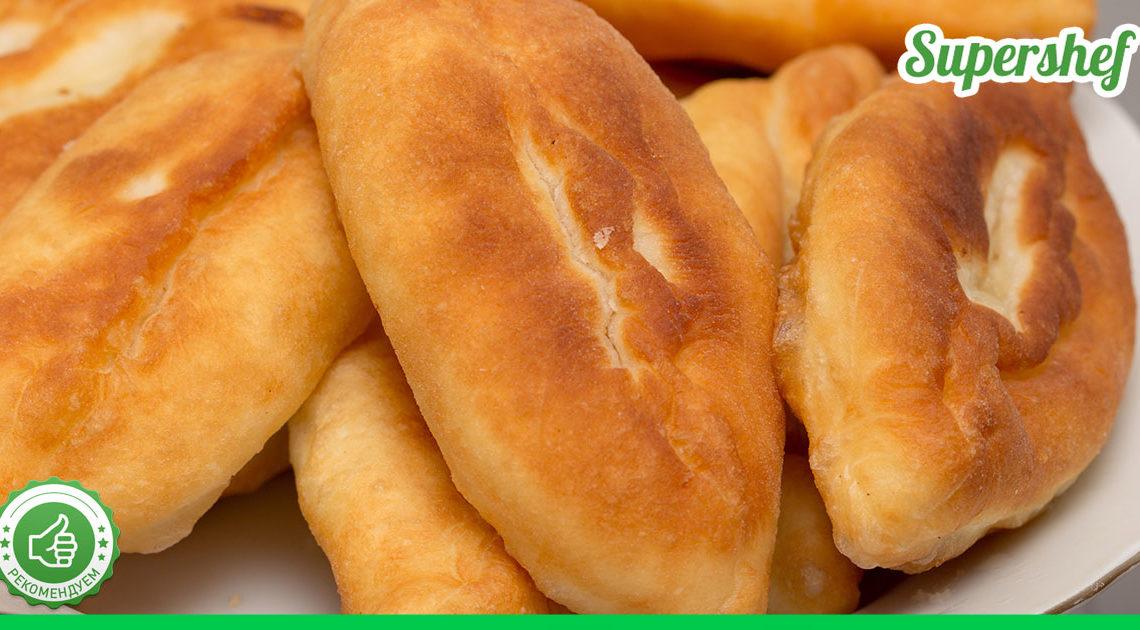 Секрет приготовления воздушных жареных пирожков с нежной начинкой — удивите близких!