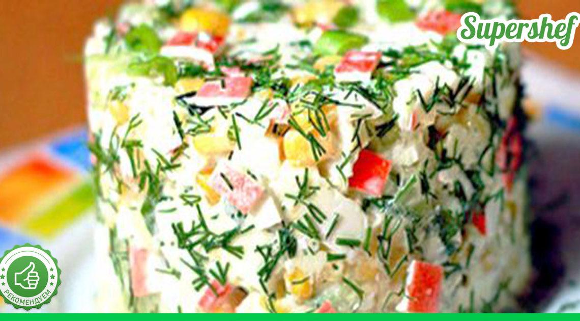 9 самых вкусных низкокалорийных салатиков для праздников и будней