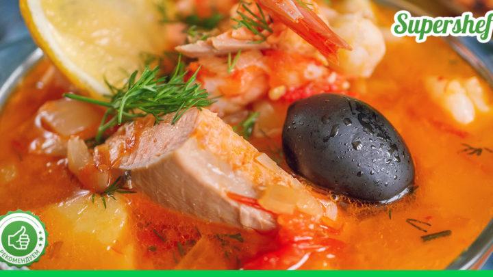 5 самых вкусных супов, согревающих зимними холодными днями