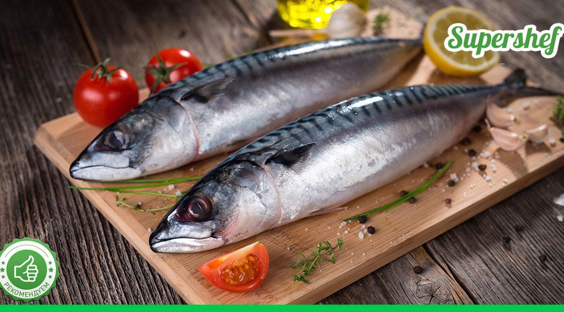 Изумительная скумбрия — любая дорогая рыба не идет ни в какое сравнение!