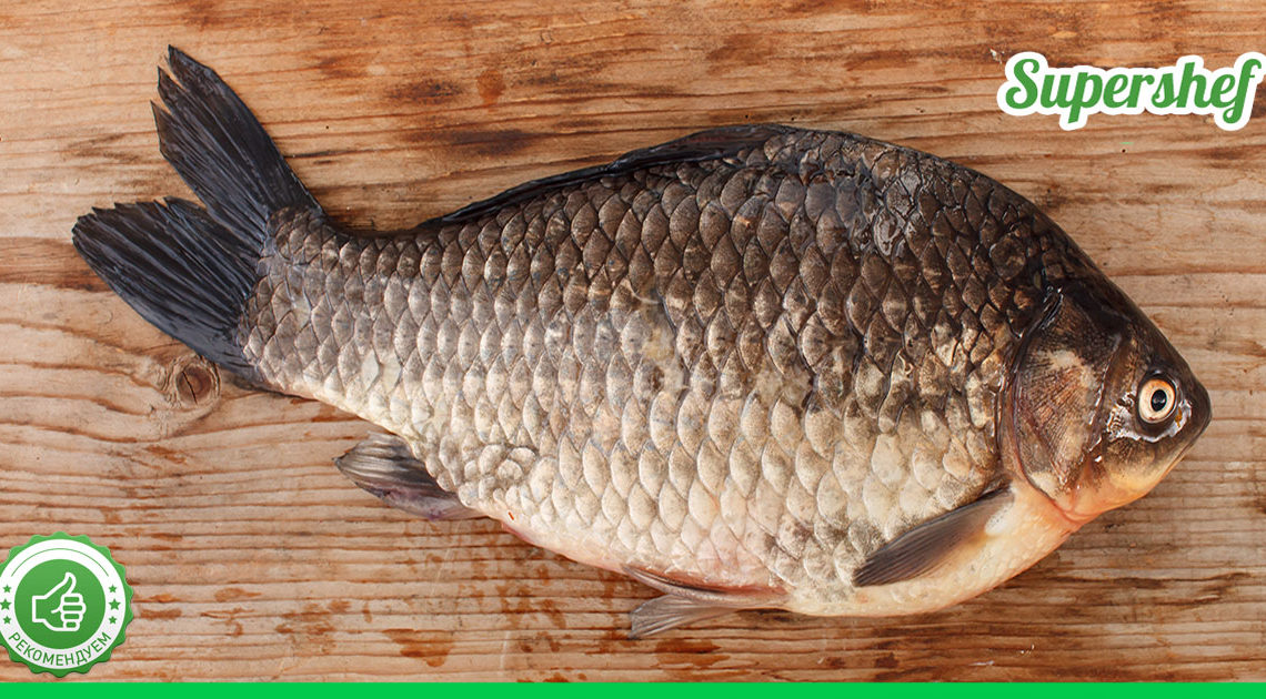 Как очистить любую рыбу от шелухи за три минуты — даже если нет ножа!