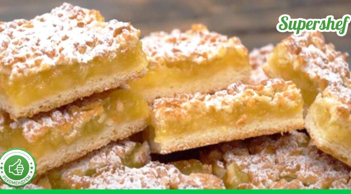 Идеальную выпечку приготовить легко — знаменитый тертый пирог или Венское печенье
