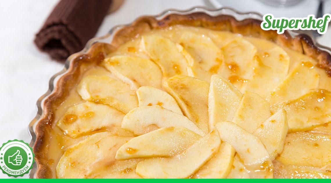 Как приготовить яблочный пирог без содержания быстрых углеводов — только польза для здоровья